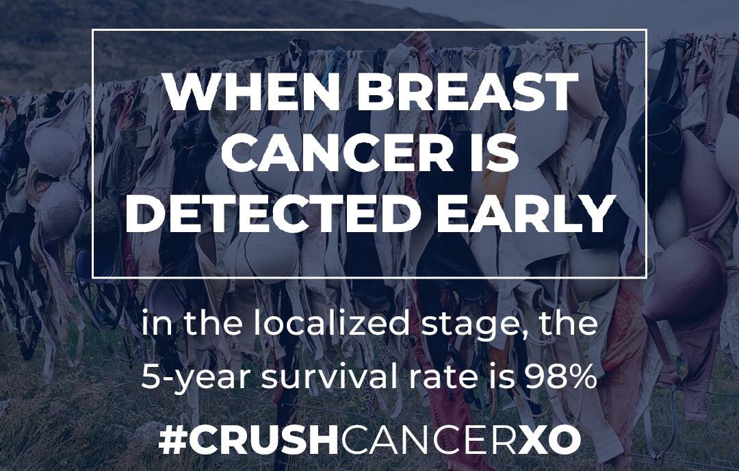 CRUSHXO Be the beauty be the change | CRUSH CANCER